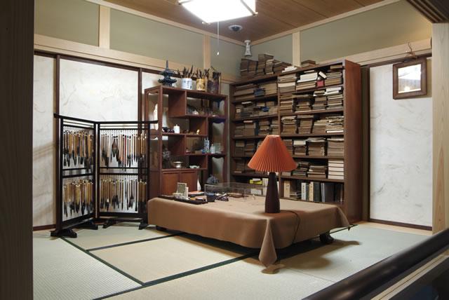 徳島県立文学書道館 | Dokka!お...
