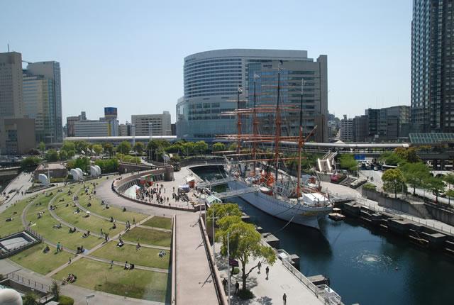 「日本丸メモリアルパーク」の画像検索結果